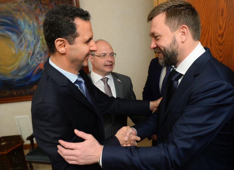 Задатак Русије је да обезбеди сигурност и обнови мир у Сирији, а САД размишљају како да је униште