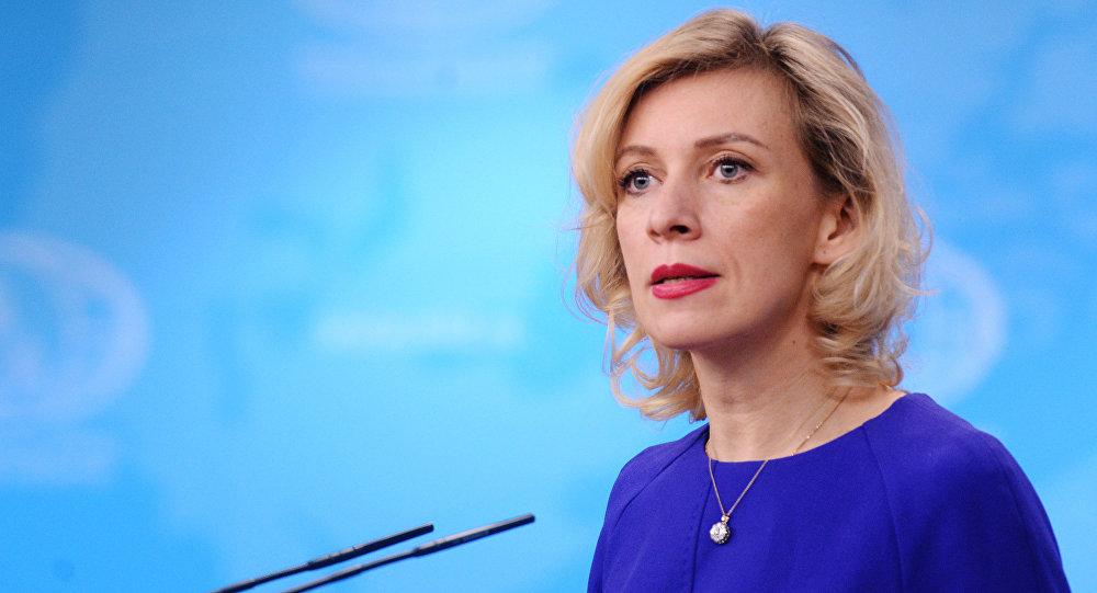 Захарова: Пресуда Шешељу наставак политички мотивисаних антисрбских пресуда