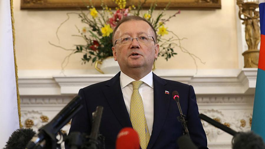 """РТ: Изгледа да Лондон уништава доказе у случају """"Скрипаљ"""" - руски амбасадор"""