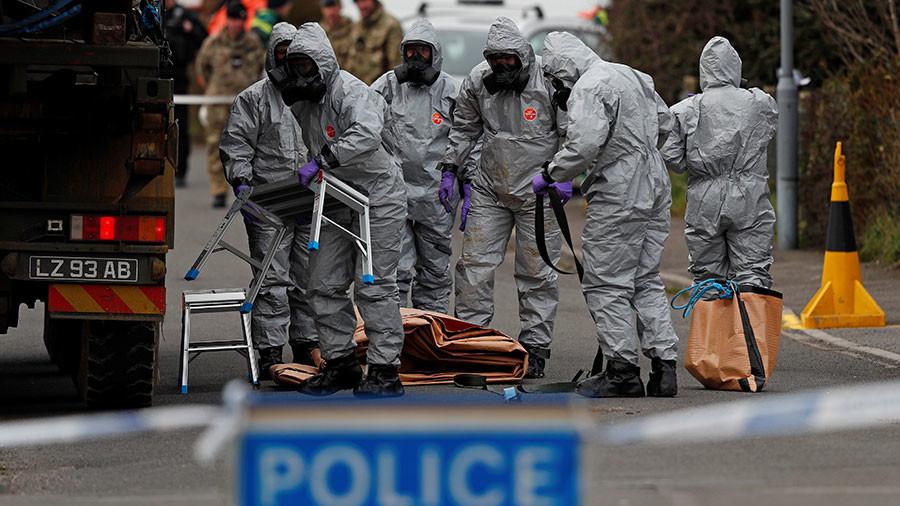 Лавров: Токсична супстанца БЗ призвођена у Британији и САД-у