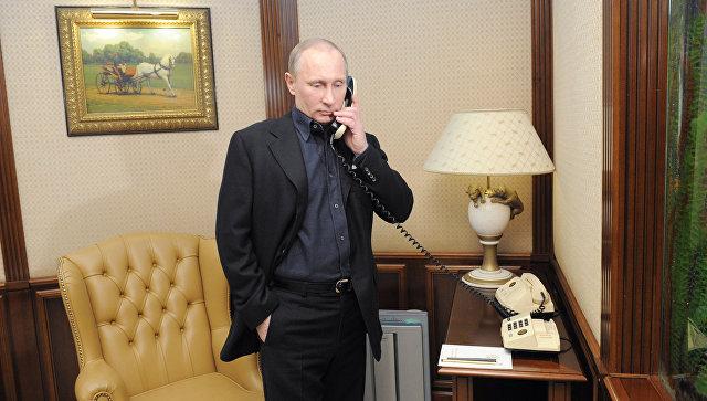 """Путин у разговору са Меркеловом назвао напад на Сирију """"актом агресије"""""""