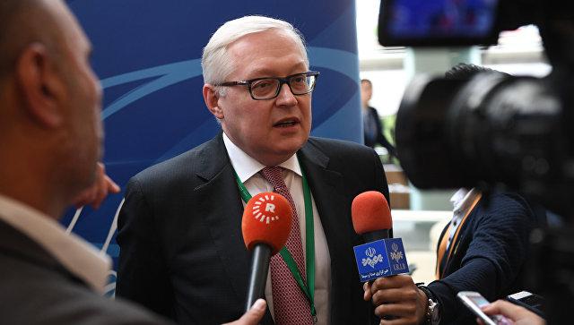 """Рјабков: Русија позива земље Г7 да се суздрже од ширења сумњивих закључака о """"случају Скрипаљ"""""""