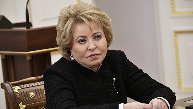 Матвијенкова: Руски одговор на санкције ће бити тачан и болан