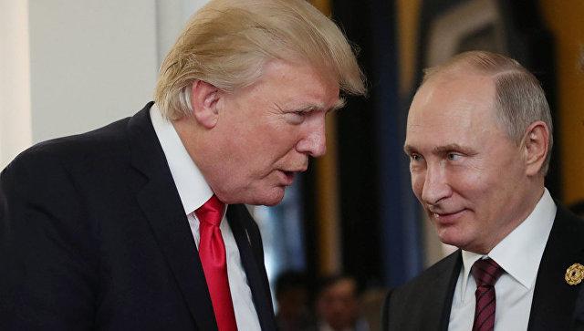Лавров: Путин спреман за састанак са Трампом