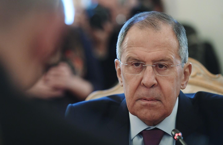 Лавров: За Русију недопустив распад Сирије