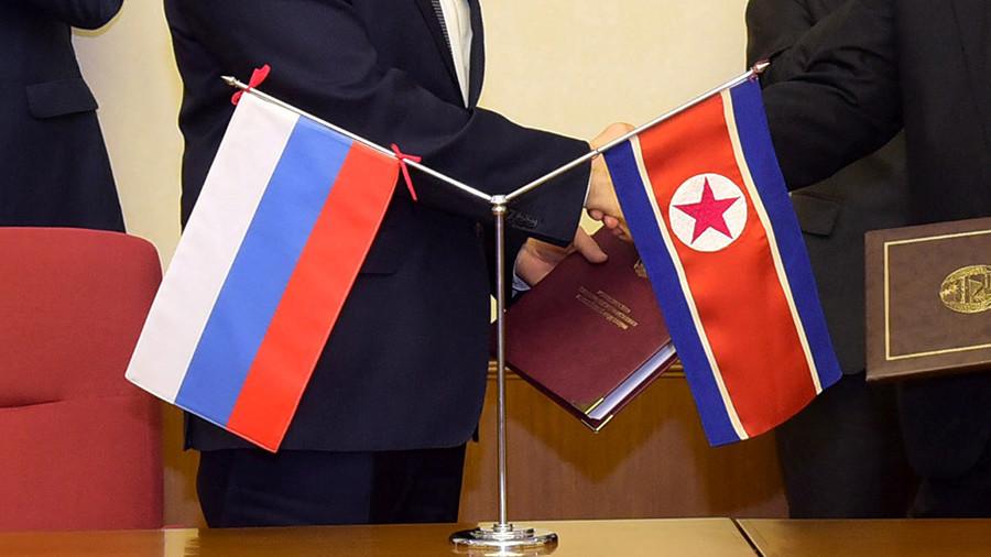"""РТ: """"САД ће рећи да су спасли свет"""" док је мирни руски приступ око питања Северне Кореје победио - Москва"""