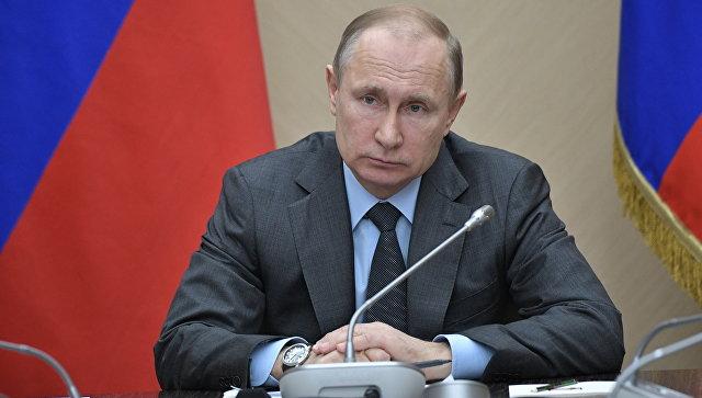 Путин: Примена војне силе мимо СБ УН-a иде на руку терористима