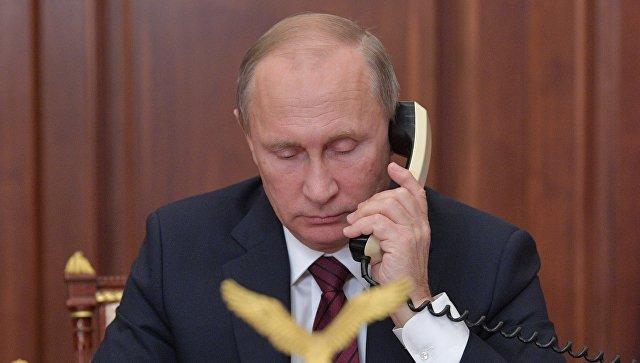 Путин разговарао са Саркисјаном о ситуацији у Јемренији