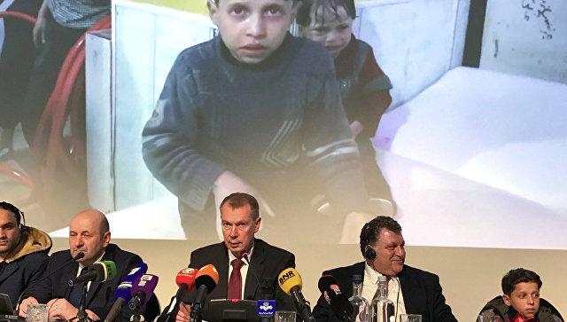 Шуљгин: Експерти ОЗХО испитали шесторо од 17 сведока инцидента у Думи