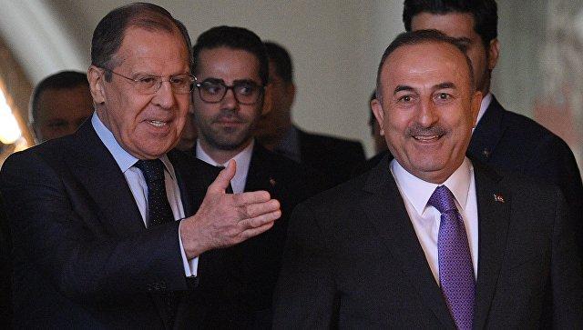 """Лавров: Хитно договорити мере у """"астанском формату"""" за нормализацију ситуације у Сирији"""
