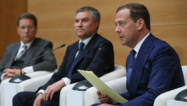Медведев предложио кандидате за нови састав Владе