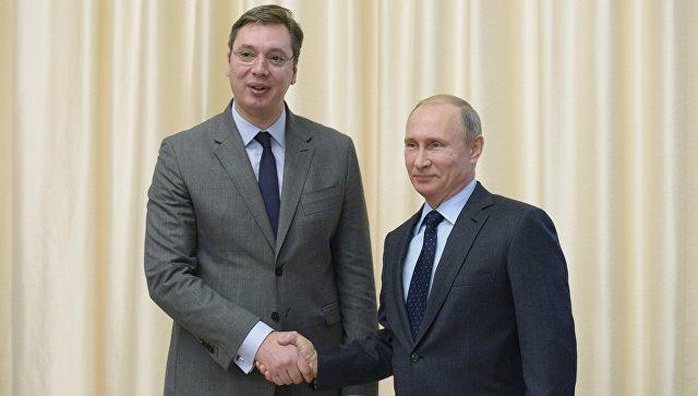 Путин позвао Вучића да разговарају о сарадњи у неформалној атмосфери