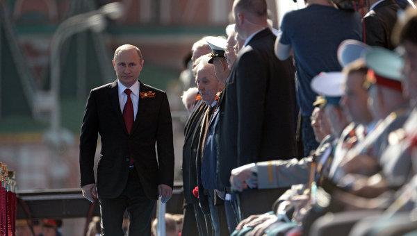 Путин: Русија неће дозволити прекрајање историје