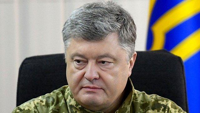 """Порошенко:""""Бесмртни пук"""" је део хибридног рата Русије"""