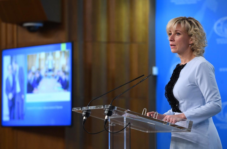 Захарова: Забрана свега што је повезано са Русијом је идеологија садашњих кијевских власти
