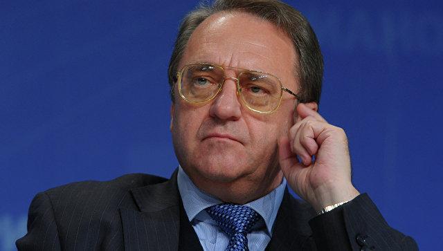 Богданов: Русија нема намеру сели амбасаду у Јерусалим