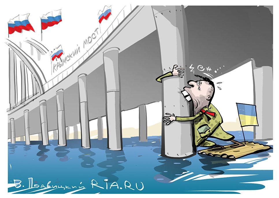 Morozov: Krimski most stavio tačku na teritorijalnu pripadnost poluostrva