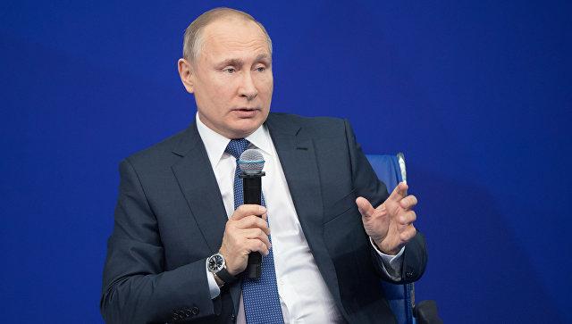 Путин: Без поверења, осим елемента силе у међународним пословима ништа неће остати