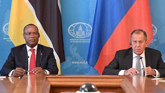 Лавров: Све несиријске снаге требало би да се повуку на бази реципроцитета