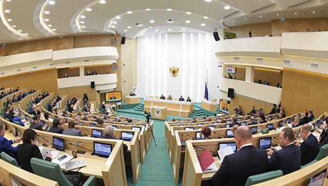 Савет Федерације одобрио закон о контра-санкцијама