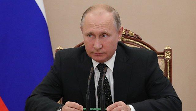 Путин: Санкције неће моћи да обуздају развој Русије нити да је лише њеног суверенитета