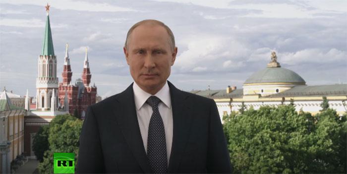 Путин: Добро дошли на Светско првенство!