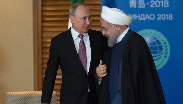 Путин: Русија и Иран успешно сарађују како би се разрешила сиријска криза