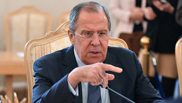 Лавров: Кијев се не придржава раније договорених споразума за Донбас