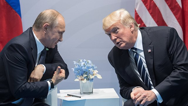 Путин честитао Трампу рођендан
