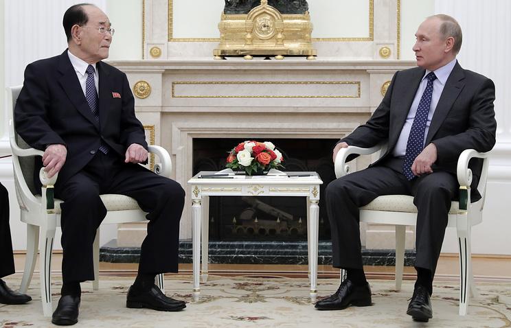 Путин добио личну поруку од Ким Џонг Уна