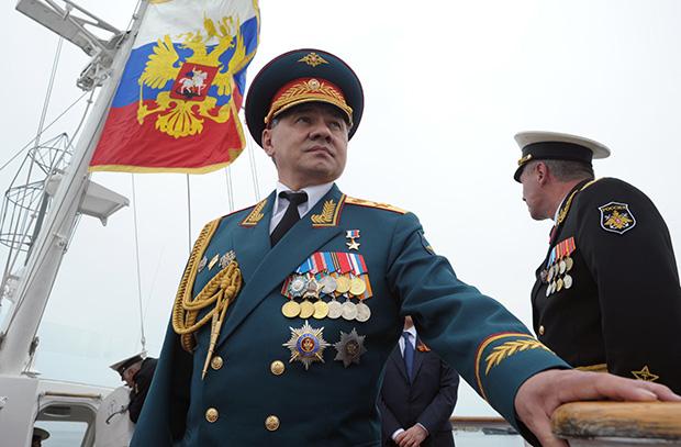 Шојгу: Трупе на Криму неће дати никакву шансу непријатељу
