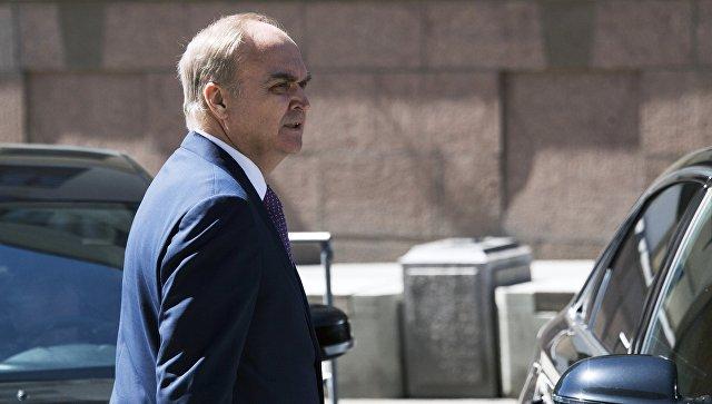 Антонов: Посета америчких сенатора и конгресмена Русији биће импулс ка обнови веза Русије и САД