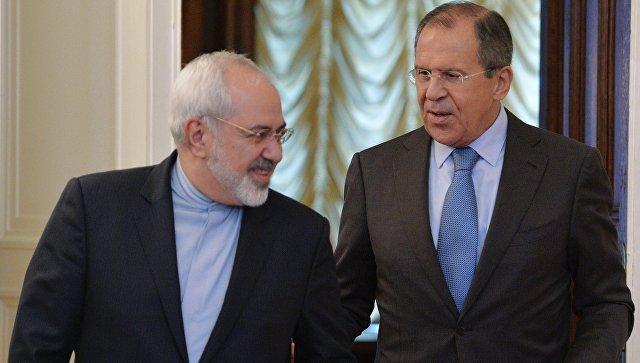 Лавров и Зариф разговарали о иранском нуклеарном програму