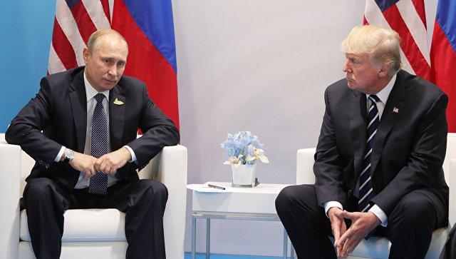 Postignut dogovor za susret Putina i Trampa