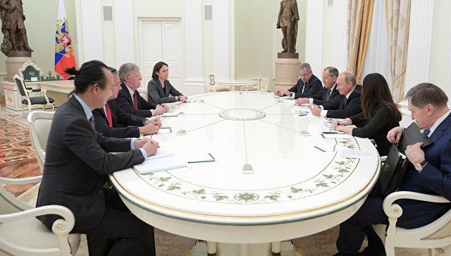 Путин: Руско-амерички односи се не налазе у најбољем стању