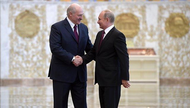 Путин и Лукашенко разговарали о постигнутим споразумима и билатералним односима