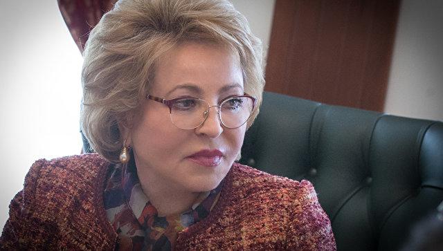 Matvijenkova: Nastavak kontakata sa senatorima iz SAD nakon izbora u Kongresu