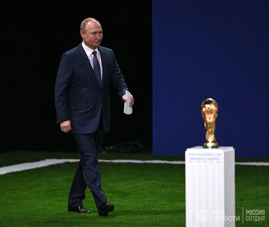 Путин назвао херојима играче репрезентације Русије након меча са Хрватском
