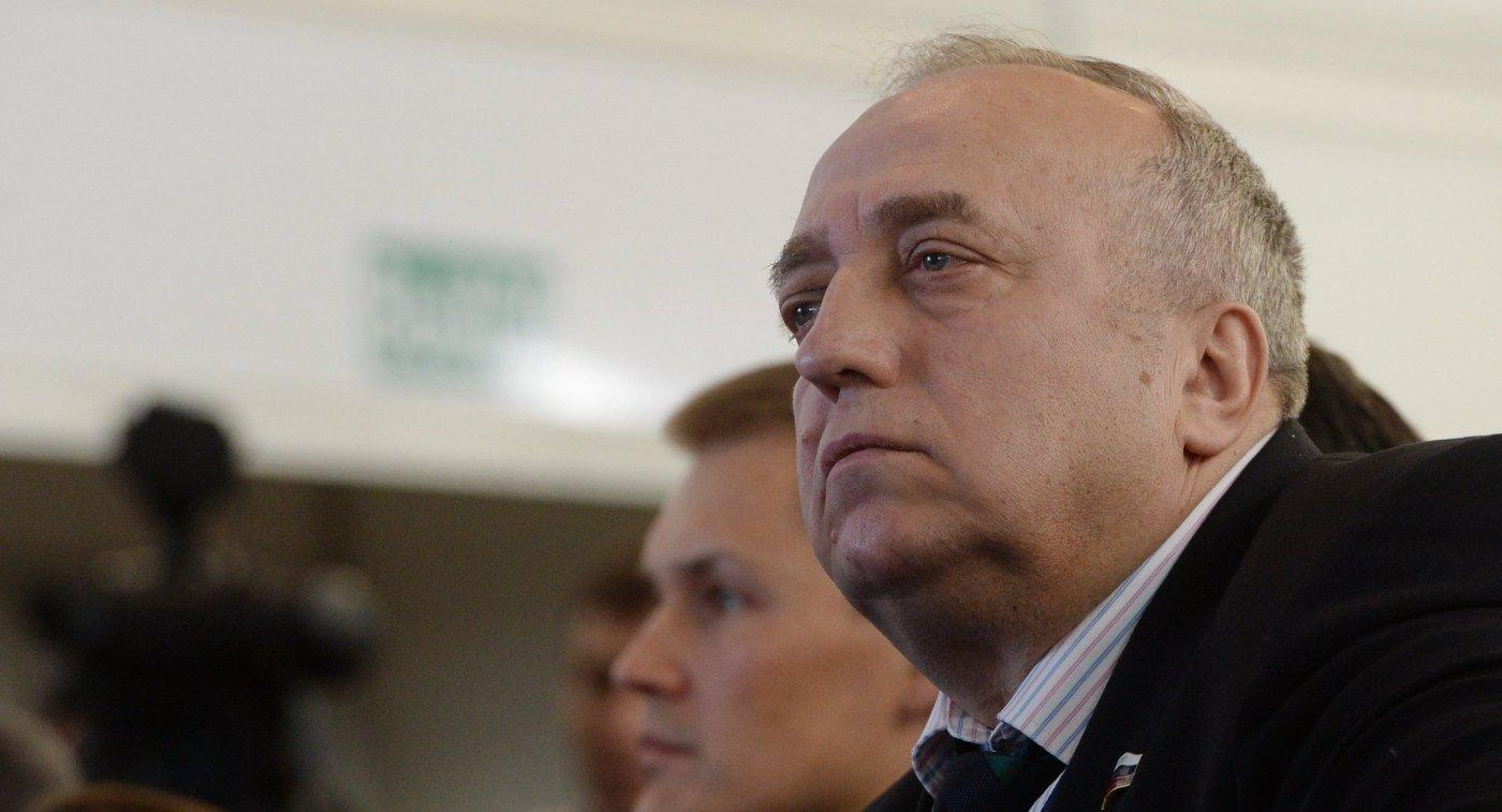Klincevič: Vežbe SAD i Ukrajine u Crnom moru pogoršavaju vojno-političku situaciju u regionu
