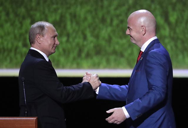 Путин: Светско првенство у фудбалу у Русији успешно разбило антируске митове и предрасуде