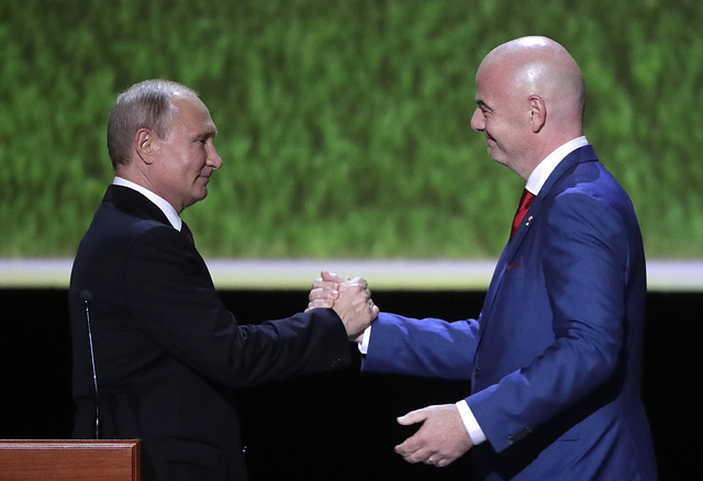 Putin: Svetsko prvenstvo u fudbalu u Rusiji uspešno razbilo antiruske mitove i predrasude