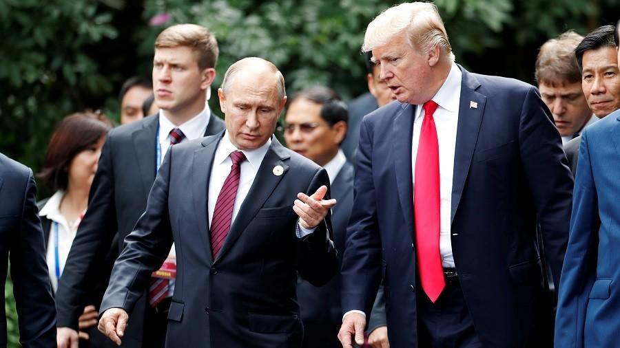 """RT: Putin stavlja prvo interese Rusije i poštuje Trampova """"recipročna uverenja"""" - Peskov"""