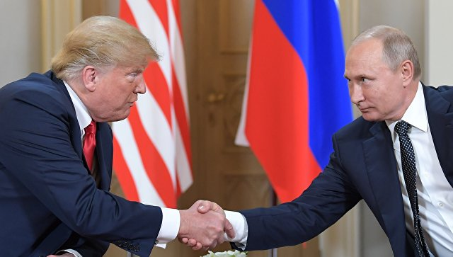 """Путин предложио Трампу да се разговара о """"болним тачкама"""" двостраних односа"""