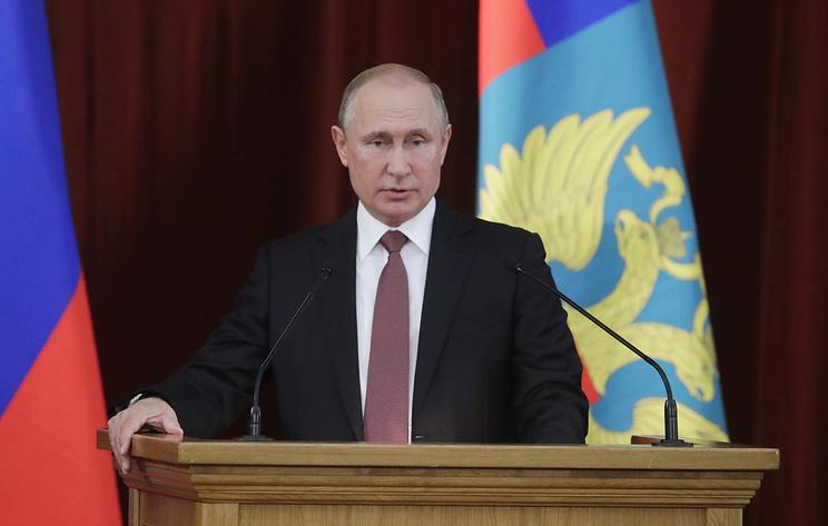 Путин: Видим озбиљне ризике од погоршавања ситуације на југоистоку Украјине