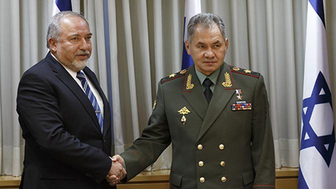Шојгу и Либерман разговарали о ситуацији у Сирији