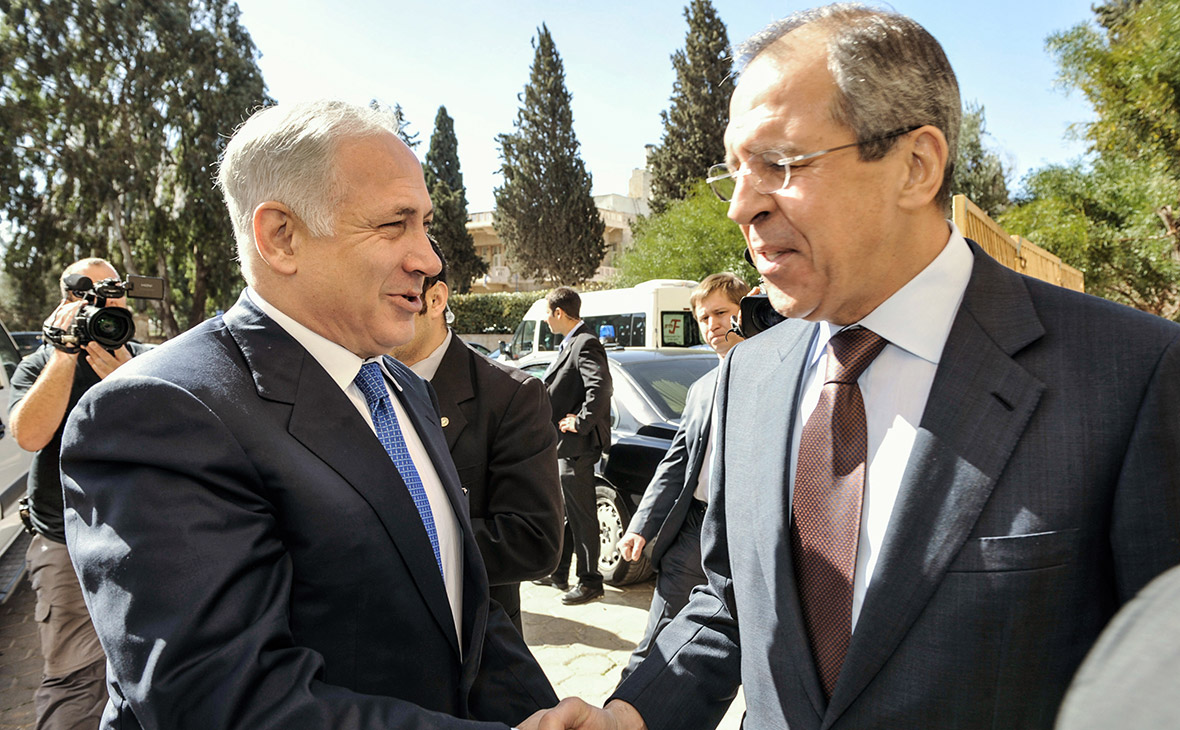Лавров, Герасимов и Нетанијаху разговарали о ситуацији у Сирији