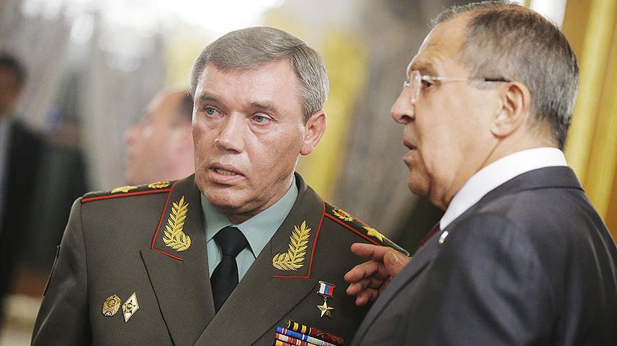 Лавров и Герасимов разговарали са Макроном о ситуацији у Сирији
