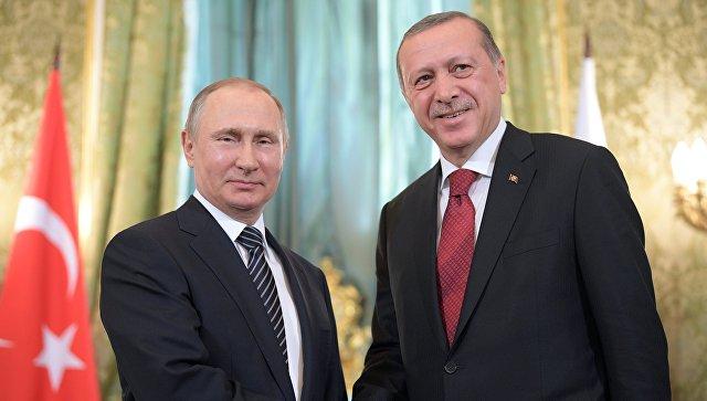 Путин: Према плану се реализују сви наши велики пројекти са Турском