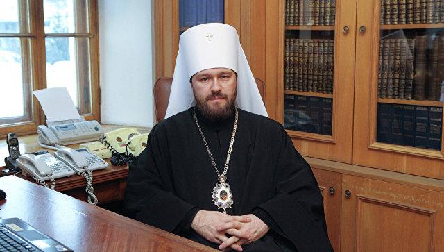 Митрополит Иларион: Порошенко не жели да прихвати реалност када говори да је кнез Владимир наводно крстио Украјину