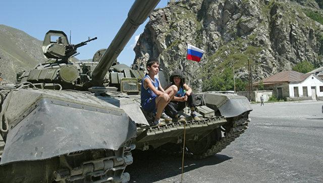 Медведев: Русија није планирала да војно порази Грузију 2008. године